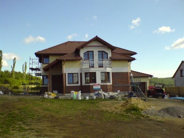 Novostavba rodinného domu Dobříš