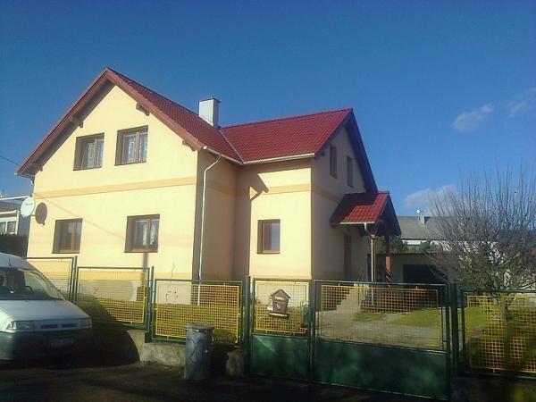 Novostavba rodinného domu Drahlín